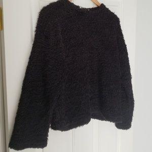 Fuzzy Zara Sweater